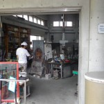 体験工房(琉球ガラス)