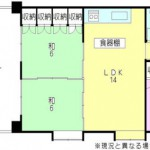 mansionshikina-4F-plan