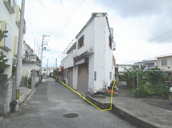沖縄市久保田の売土地
