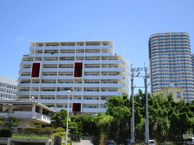那覇新都心の海が見える中古マンションのミオビエント新都心の高層階